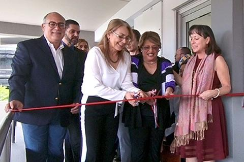 La Universidad Ana G. Méndez, Recinto de Cupey inauguró el Innovation Center for Teaching and Learning